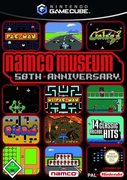 Cover zu Namco Museum: 50th Anniversary-Collection - GameCube