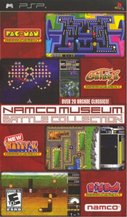 Cover zu Namco Museum Battle Collection - PSP