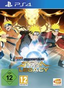 Cover zu Naruto Shippuden: Ultimate Ninja Storm Legacy - PlayStation 4