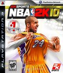 Cover zu NBA 2K10 - PlayStation 3