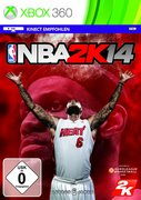 Cover zu NBA 2K14 - Xbox 360