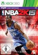 Cover zu NBA 2K15 - Xbox 360