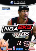 Cover zu NBA 2K3 - GameCube