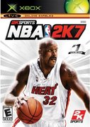 Cover zu NBA 2K7 - Xbox
