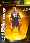 Cover zu NBA Inside Drive 2004 - Xbox