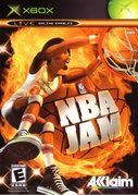 Cover zu NBA Jam - Xbox