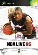 Cover zu NBA Live 06 - Xbox