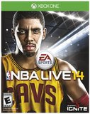 Cover zu NBA Live 14 - Xbox One