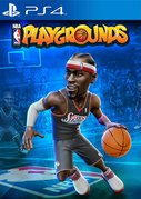 Cover zu NBA Playgrounds - PlayStation 4