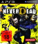 Cover zu NeverDead - PlayStation 3