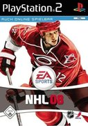 Cover zu NHL 08 - PlayStation 2