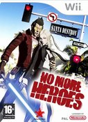 Cover zu No More Heroes - Wii