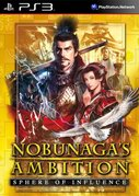 Cover zu Nobunaga's Ambition: Sphere of Influence - PlayStation 3