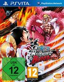 Cover zu One Piece Burning Blood - PS Vita