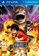 Cover zu One Piece Pirate Warriors 3 - PS Vita