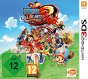 Cover zu One Piece: Unlimited World Red - Nintendo 3DS