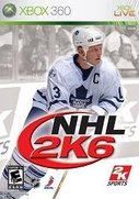 Cover zu NHL 2K6 - Xbox 360