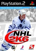 Cover zu NHL 2K6 - PlayStation 2