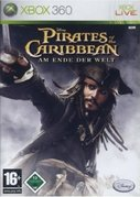 Cover zu Pirates of the Caribbean: Am Ende der Welt - Xbox 360