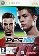 Cover zu Pro Evolution Soccer 2008 - Xbox 360