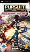 Cover zu Pursuit Force: Extreme Justice - PSP