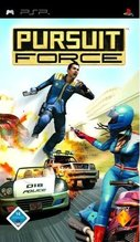 Cover zu Pursuit Force - PSP