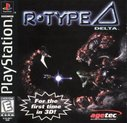 Cover zu R-Type Delta - PlayStation