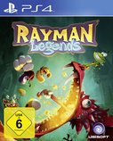 Cover zu Rayman Legends - PlayStation 4