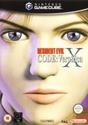 Cover zu Resident Evil: Code: Veronica Complete - GameCube