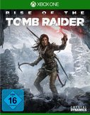 Cover zu Rise of the Tomb Raider - Xbox One