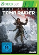 Cover zu Rise of the Tomb Raider - Xbox 360