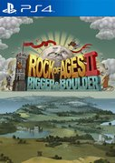 Cover zu Rock of Ages 2: Bigger and Boulder - PlayStation 4