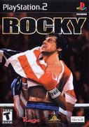 Cover zu Rocky - PlayStation 2