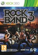 Cover zu Rock Band 3 - Xbox 360