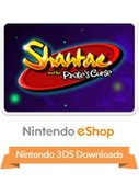 Cover zu Shantae and the Pirate's Curse - Nintendo 3DS