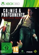 Cover zu Sherlock Holmes: Crimes and Punishments - Xbox 360