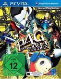 Cover zu Persona 4 Golden - PS Vita
