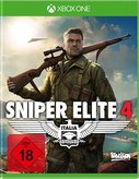 Cover zu Sniper Elite 4 - Xbox One