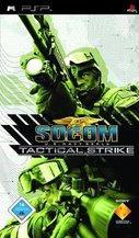 Cover zu Socom: U.S. Navy Seals Tactical Strike - PSP