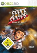 Cover zu Space Chimps - Xbox 360