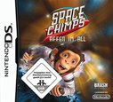 Cover zu Space Chimps - Nintendo DS