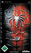 Cover zu Spider-Man 3 - PSP