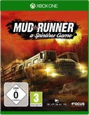 Cover zu Spintires: MudRunner - Xbox One