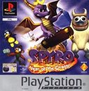Cover zu Spyro: Year of the Dragon - PlayStation