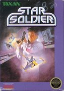 Cover zu Star Soldier - NES