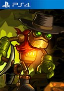 Cover zu SteamWorld Dig - PlayStation 4