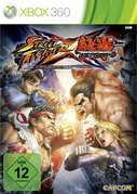 Cover zu Street Fighter X Tekken - Xbox 360