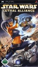 Cover zu Star Wars: Lethal Alliance - PSP