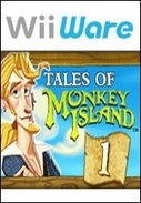 Cover zu Tales of Monkey Island - Wii