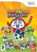 Cover zu Tamagotchi Party On! - Wii